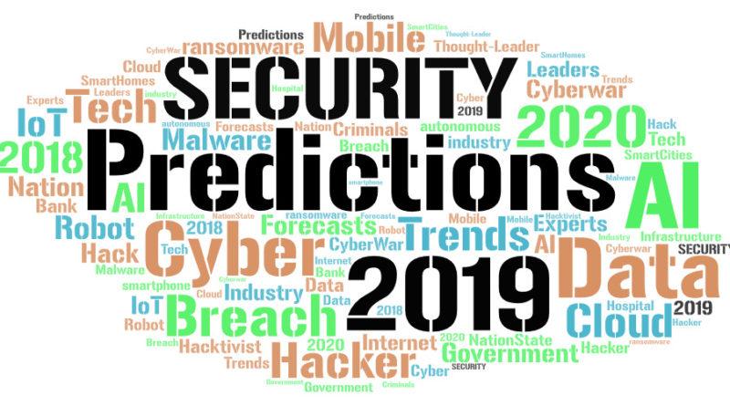 Analytics Predictions 2019: Machine Learning & Data