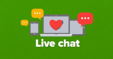 Importance of livechat as a means of communication.